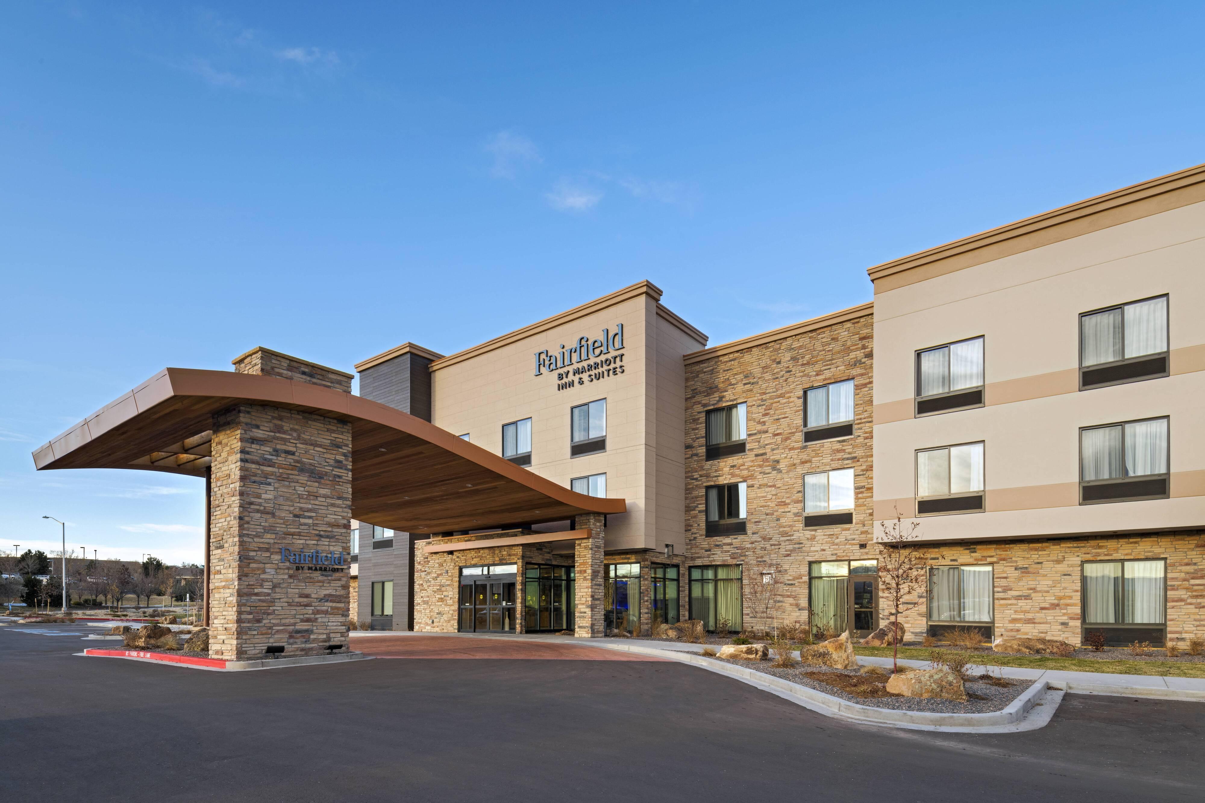 Fairfield Inn & Stes Colorado Springs E