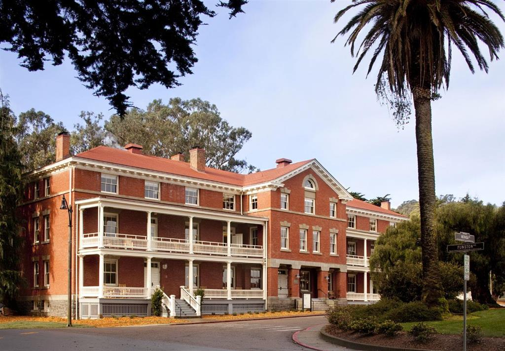 Inn At The Presidio Historic H