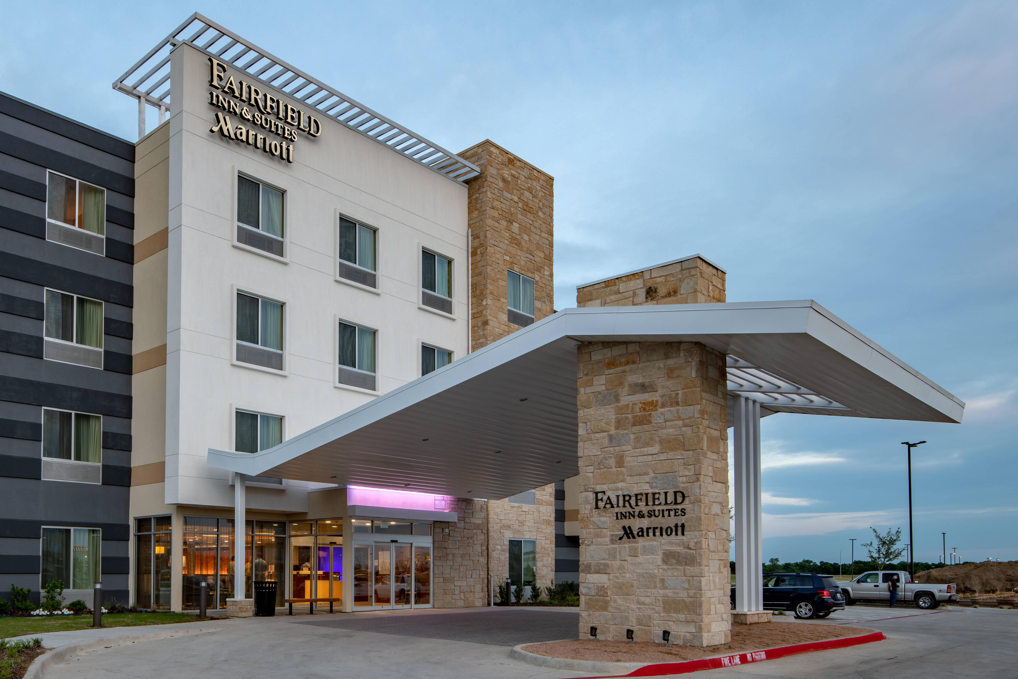 Fairfield Inn & Stes By Marriott Terrell