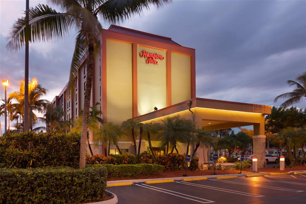 Hampton Inn Miami Airport West