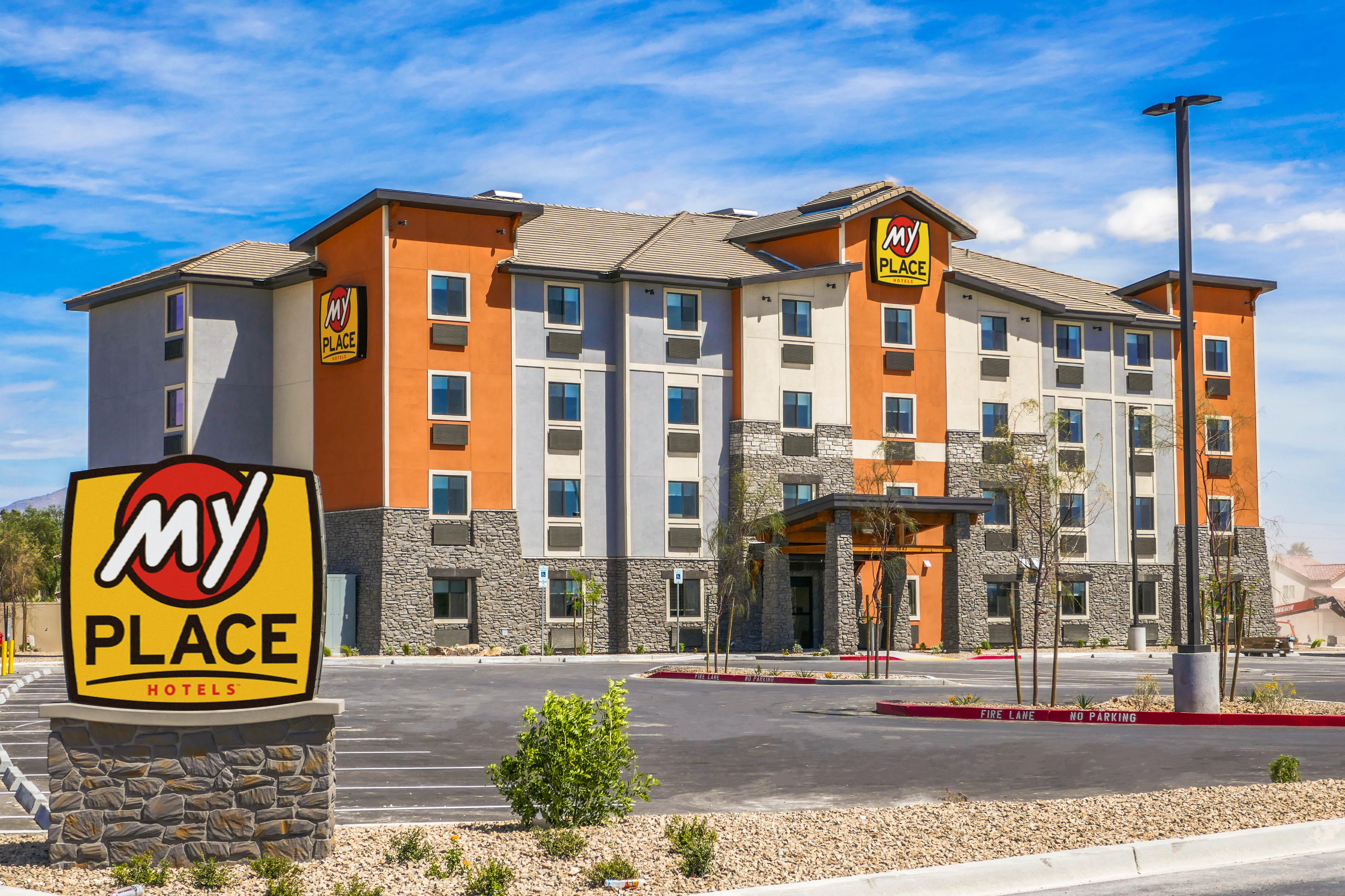My Place Hotel-n Las Vegas Nv