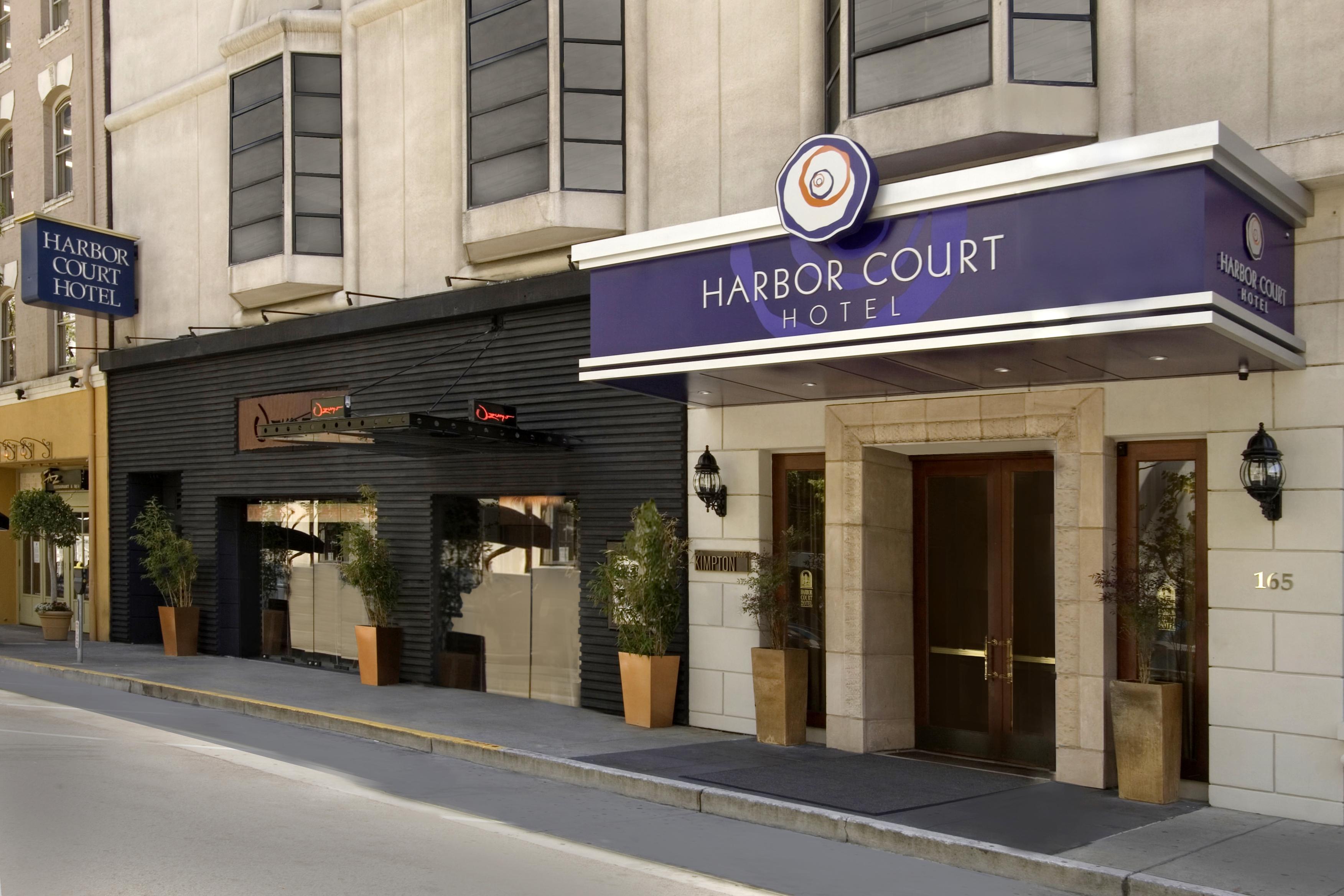 Harbor Court Hotel