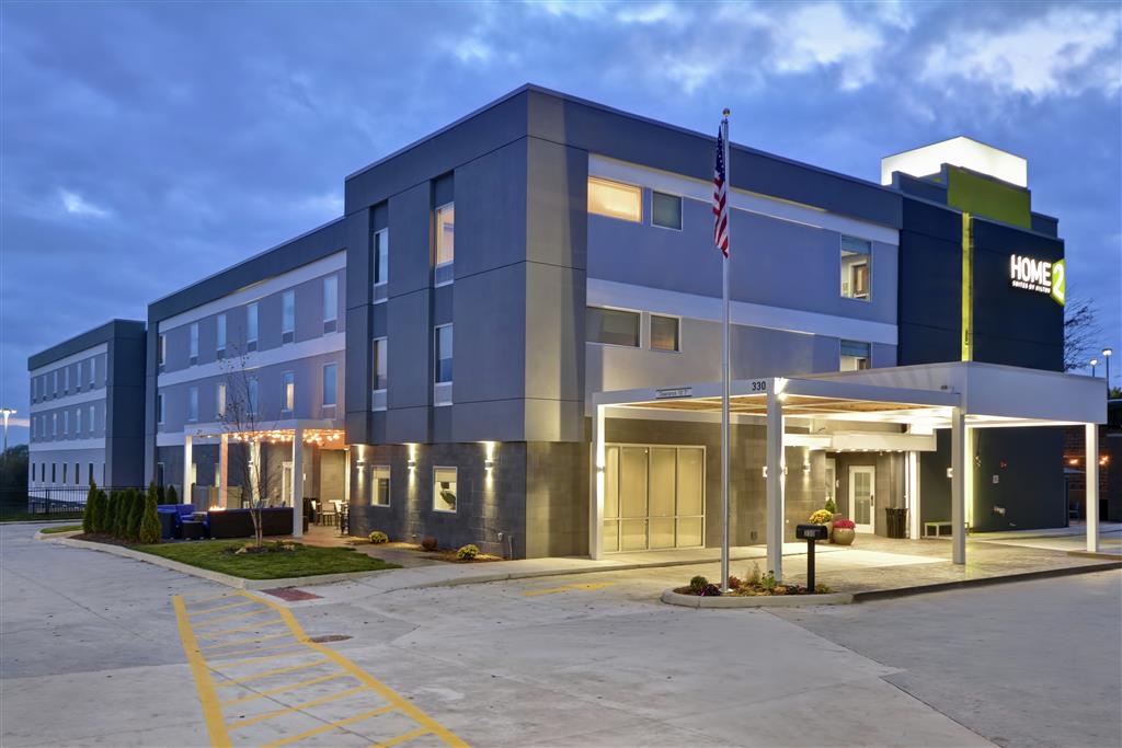 Home2 Suites By Hilton Grand Rapids