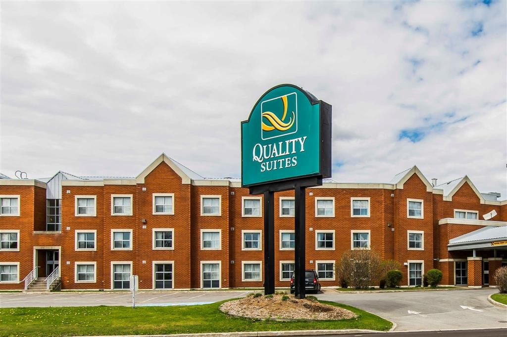 Quality Suites Quebec