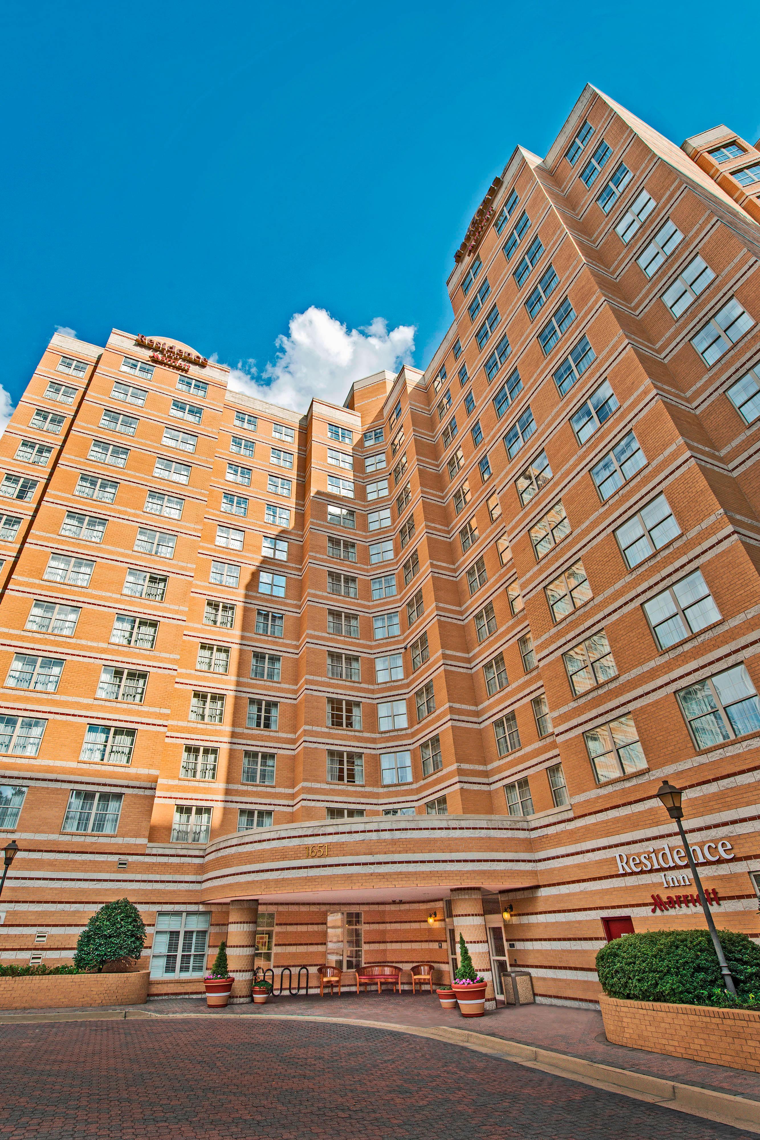 Residence Inn By Marriott Rosslyn