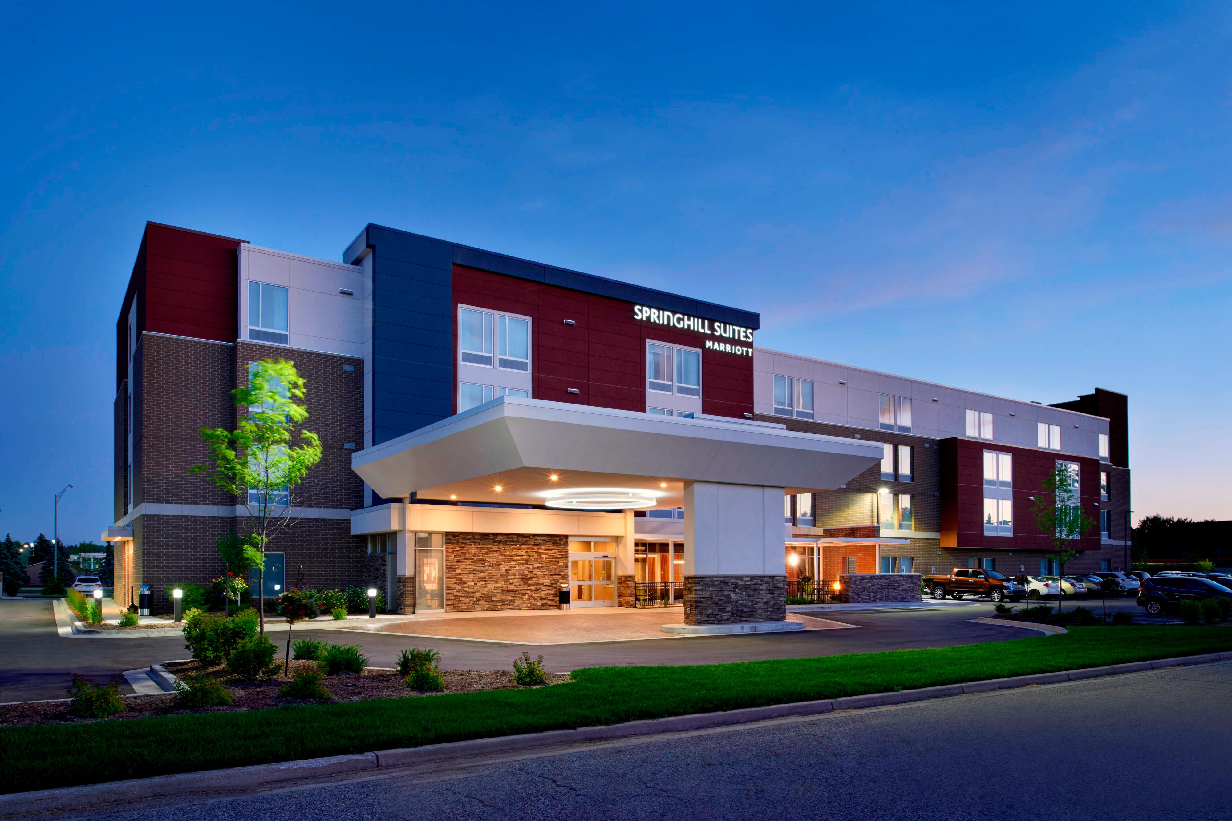 SPRINGHILL STES WEST MARRIOTT