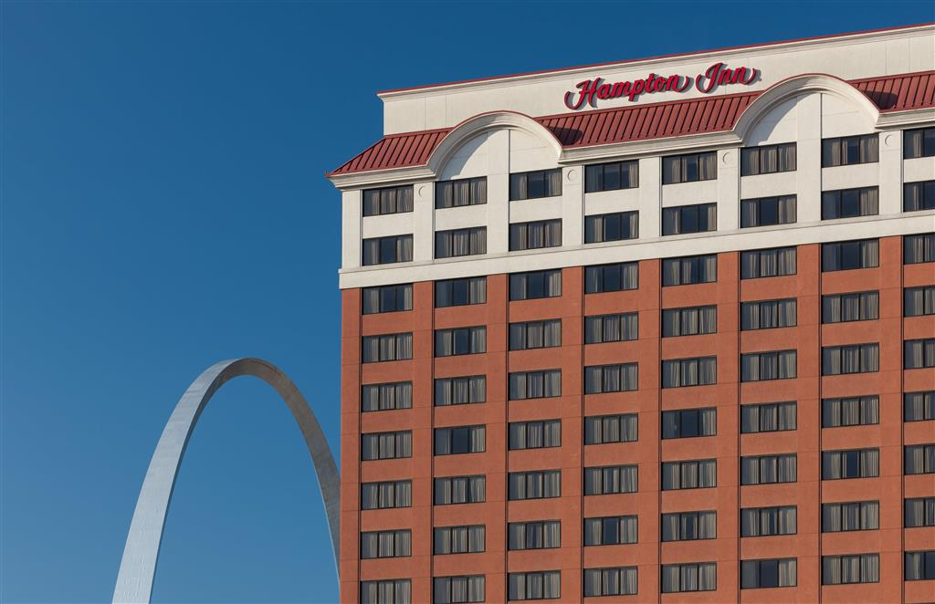 Hampton Inn St Louis At The Arch