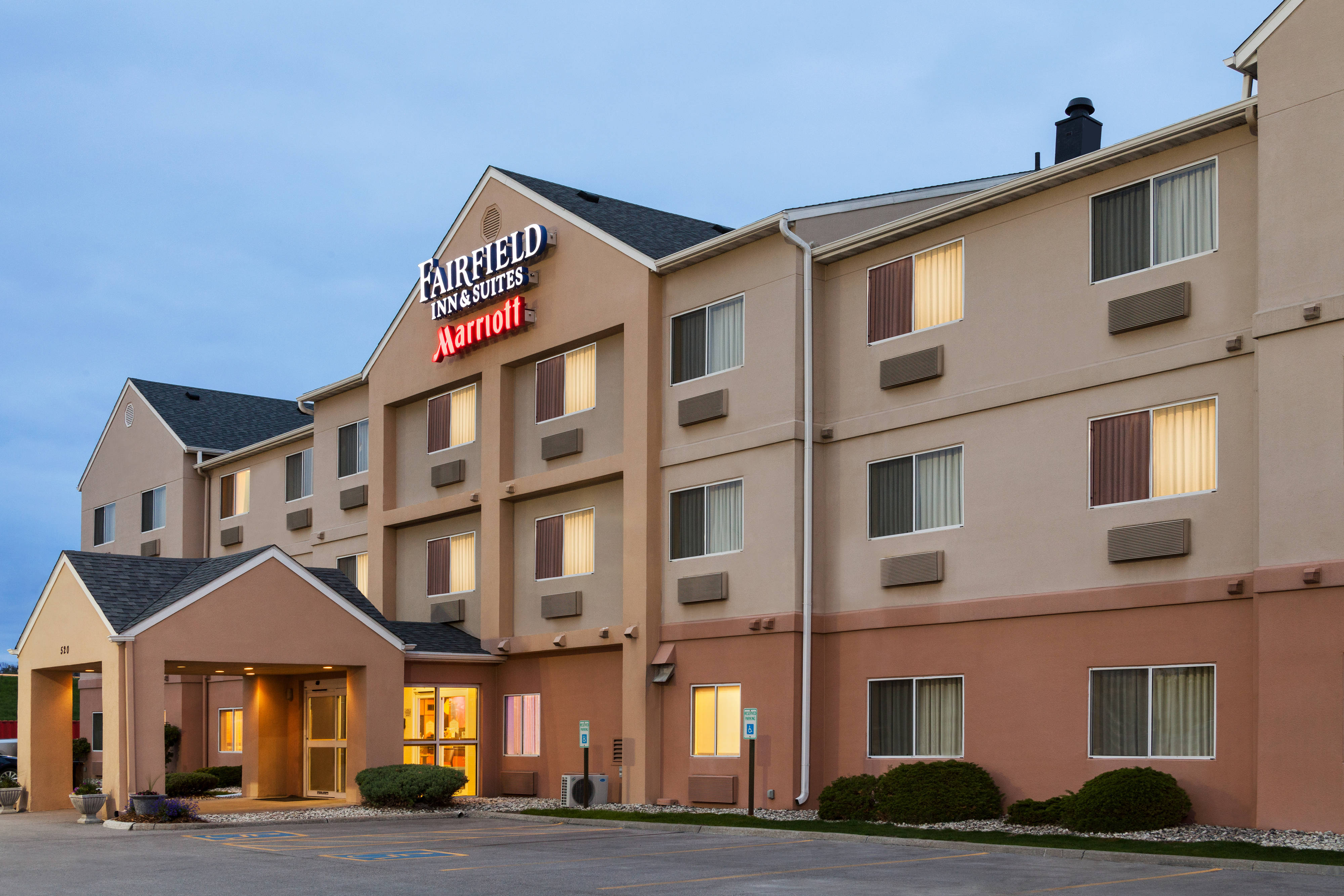 Fairfield Inn & Suites Omaha East/council Bluffs Ia