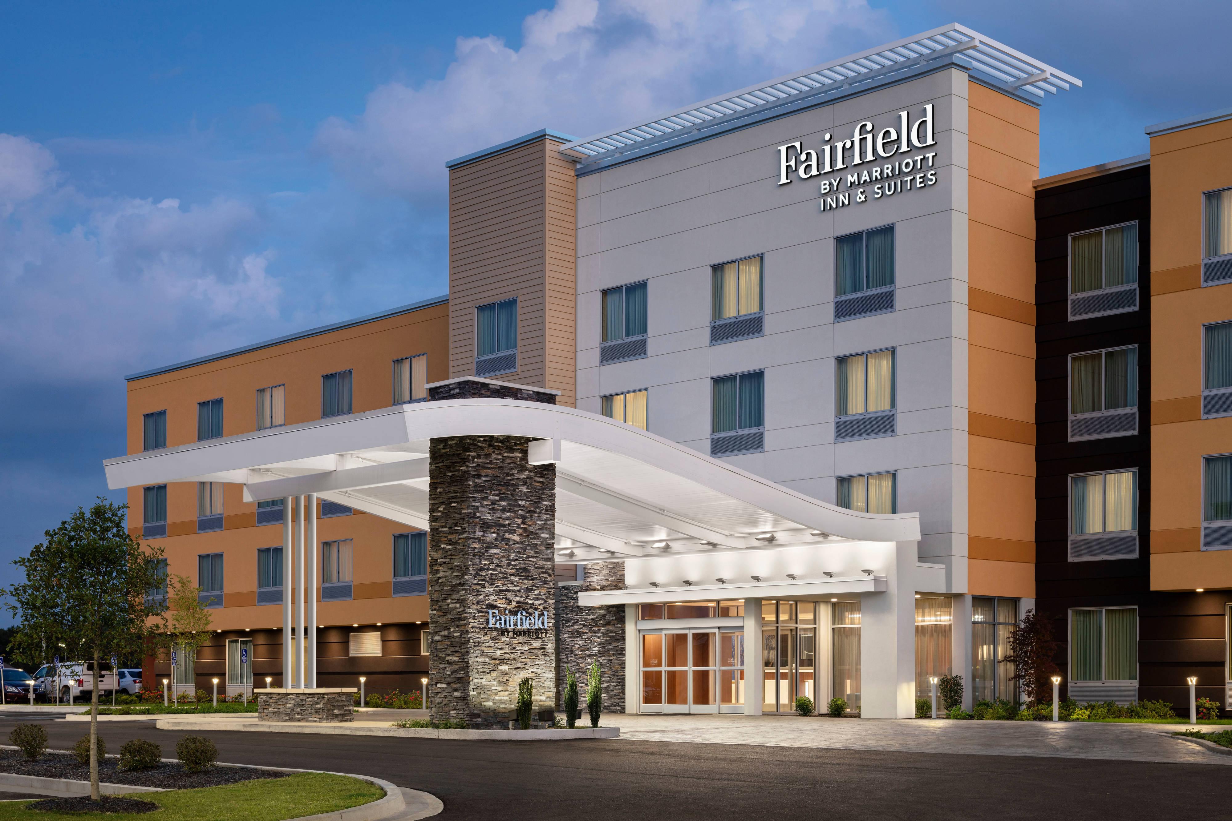 Fairfield Inn &sts By Marriott Cleveland