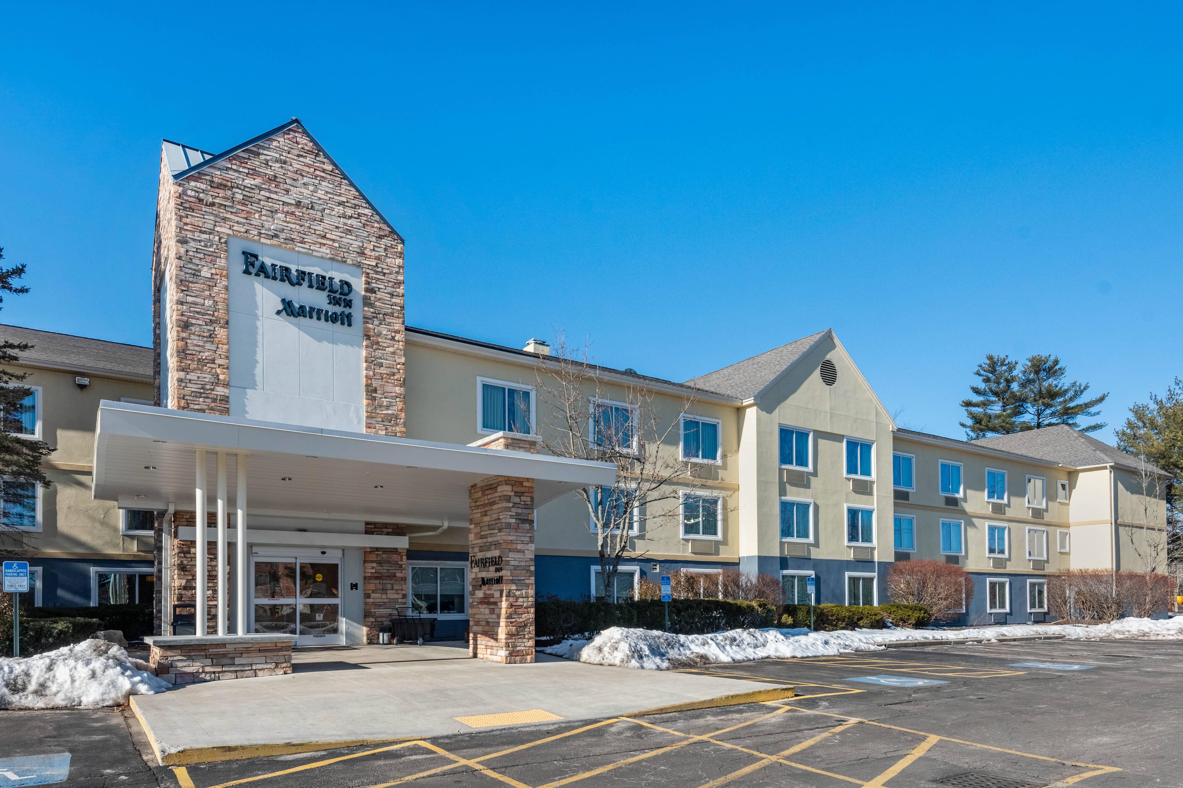 Fairfield Inn Mn Mall Marriott