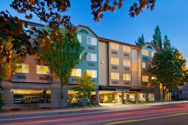 Silver Cloud Inn - Nw Portland