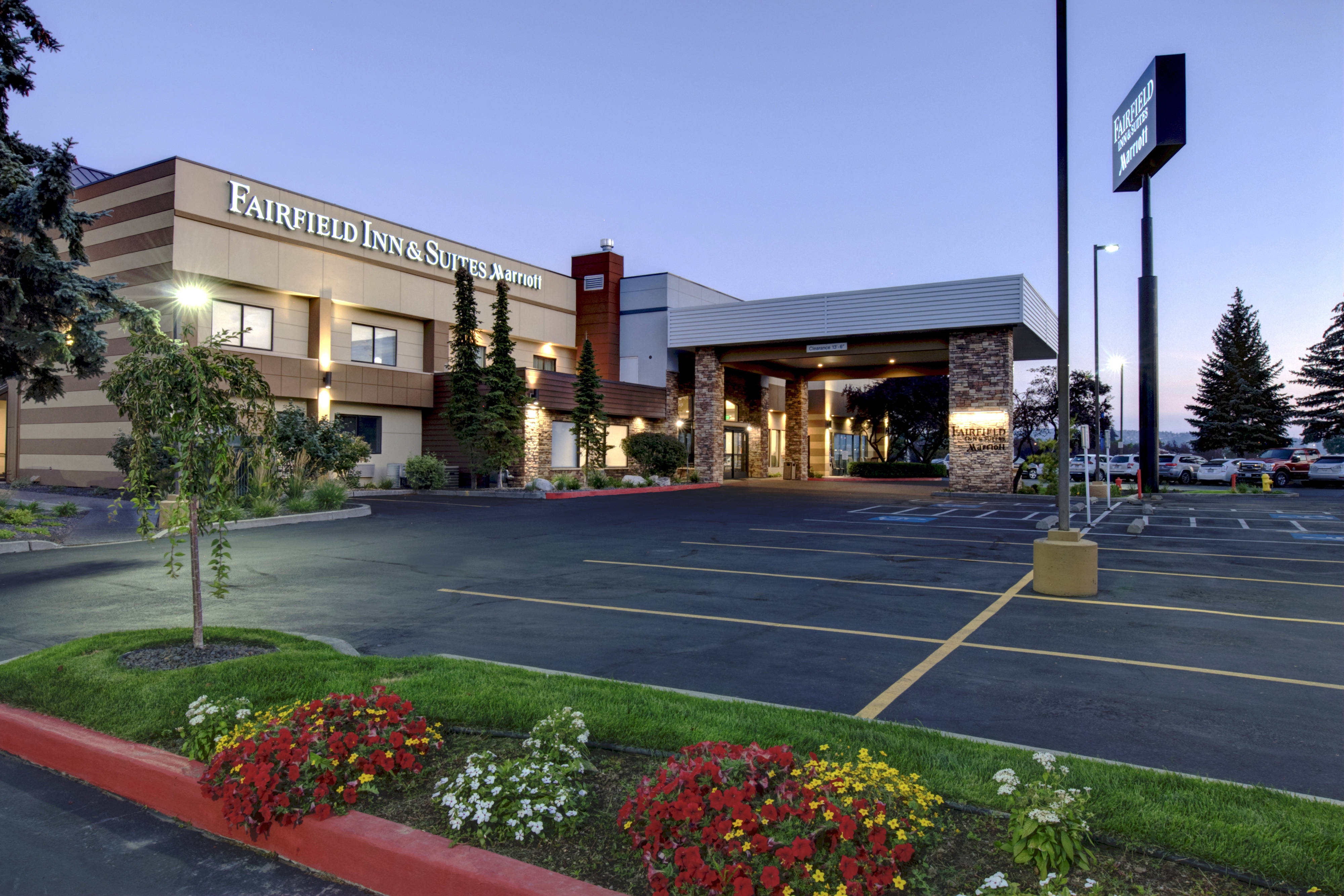 Fairfield Inn & Suites  Marriott Spokane