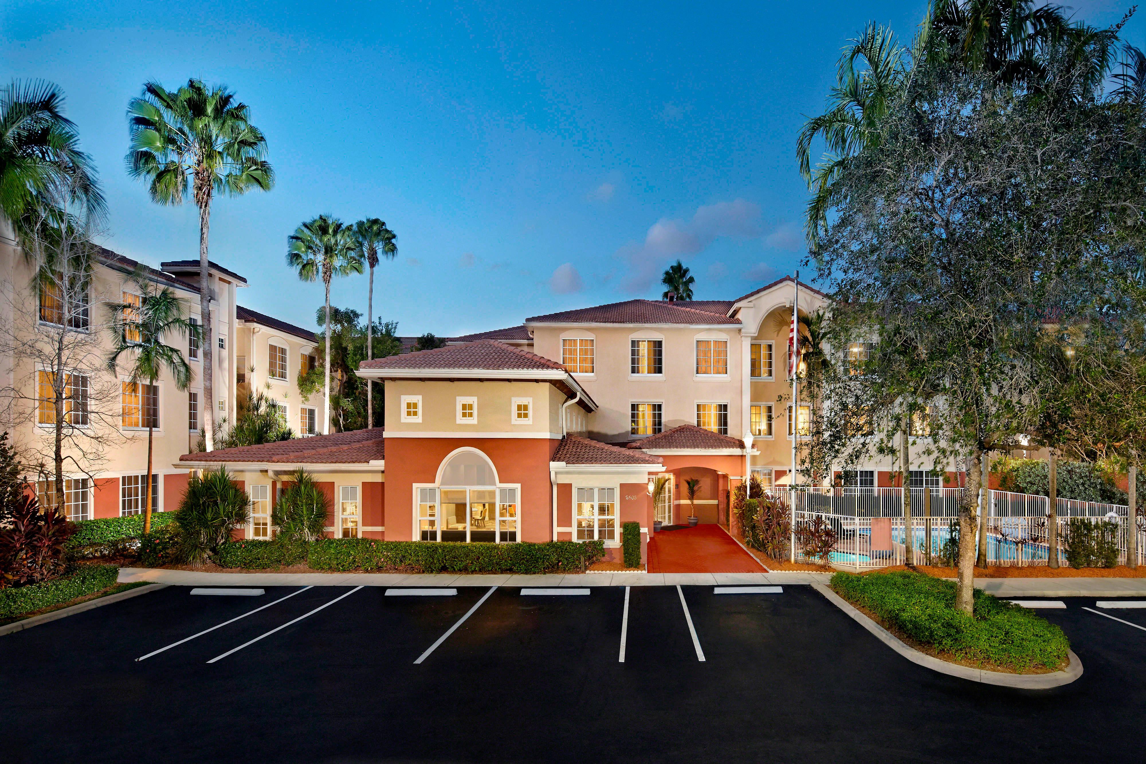 Residence Inn Weston Marriott