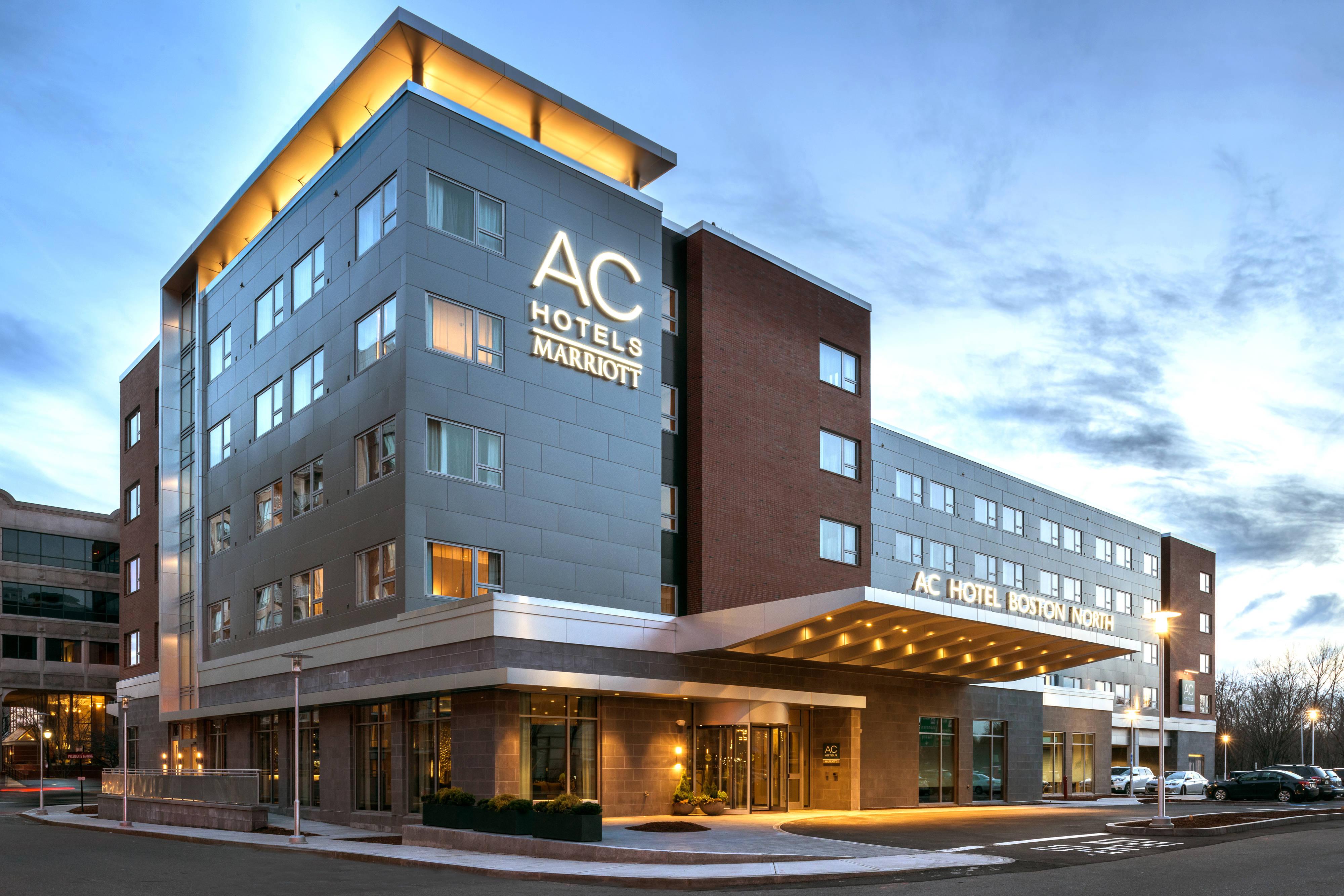 Ac By Marriott Boston North