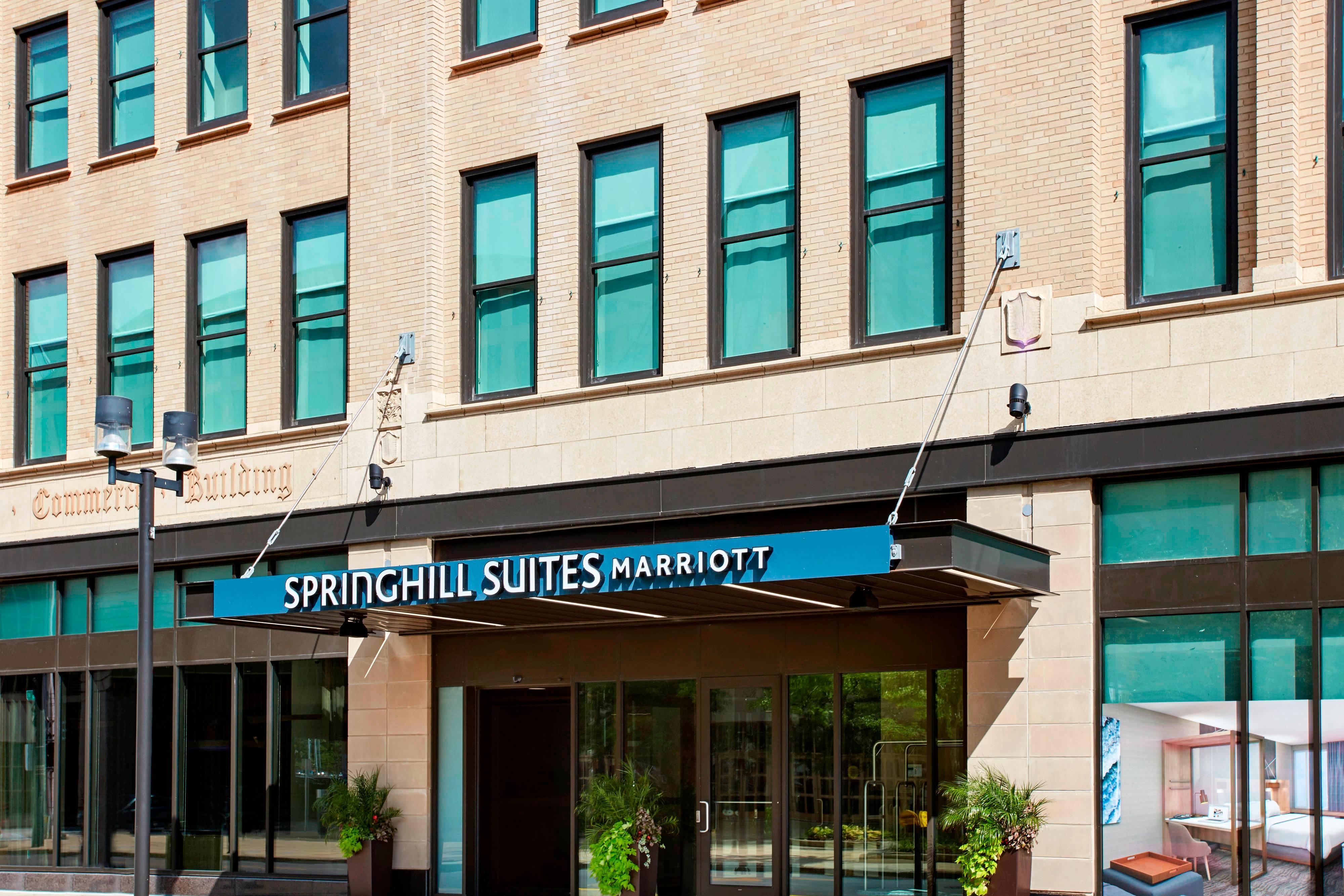 Springhill Stes Dwtn Marriott