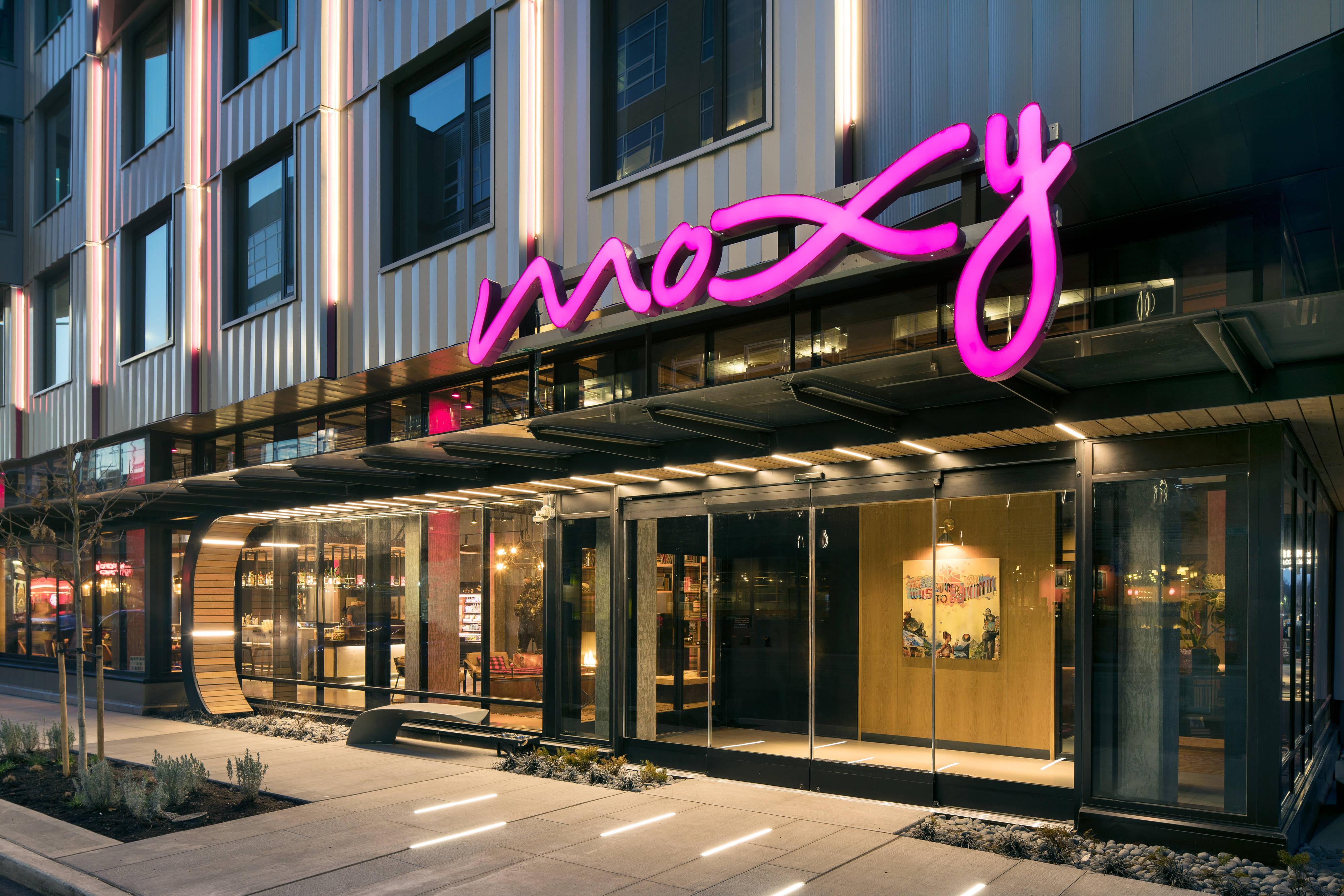Moxy By Marriott Seattle Dwtn