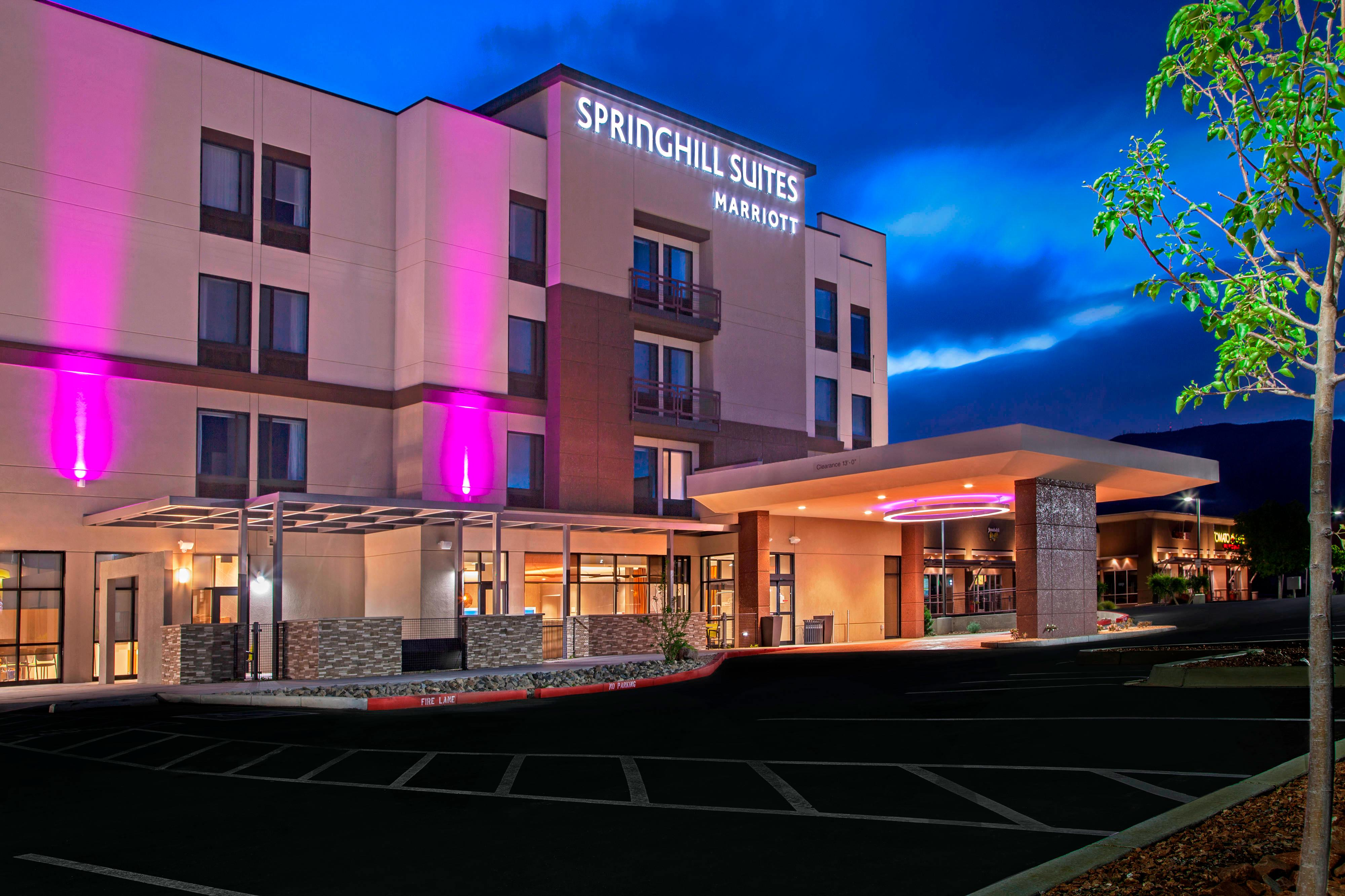 SPRINGHILL STES JOURN MARRIOTT