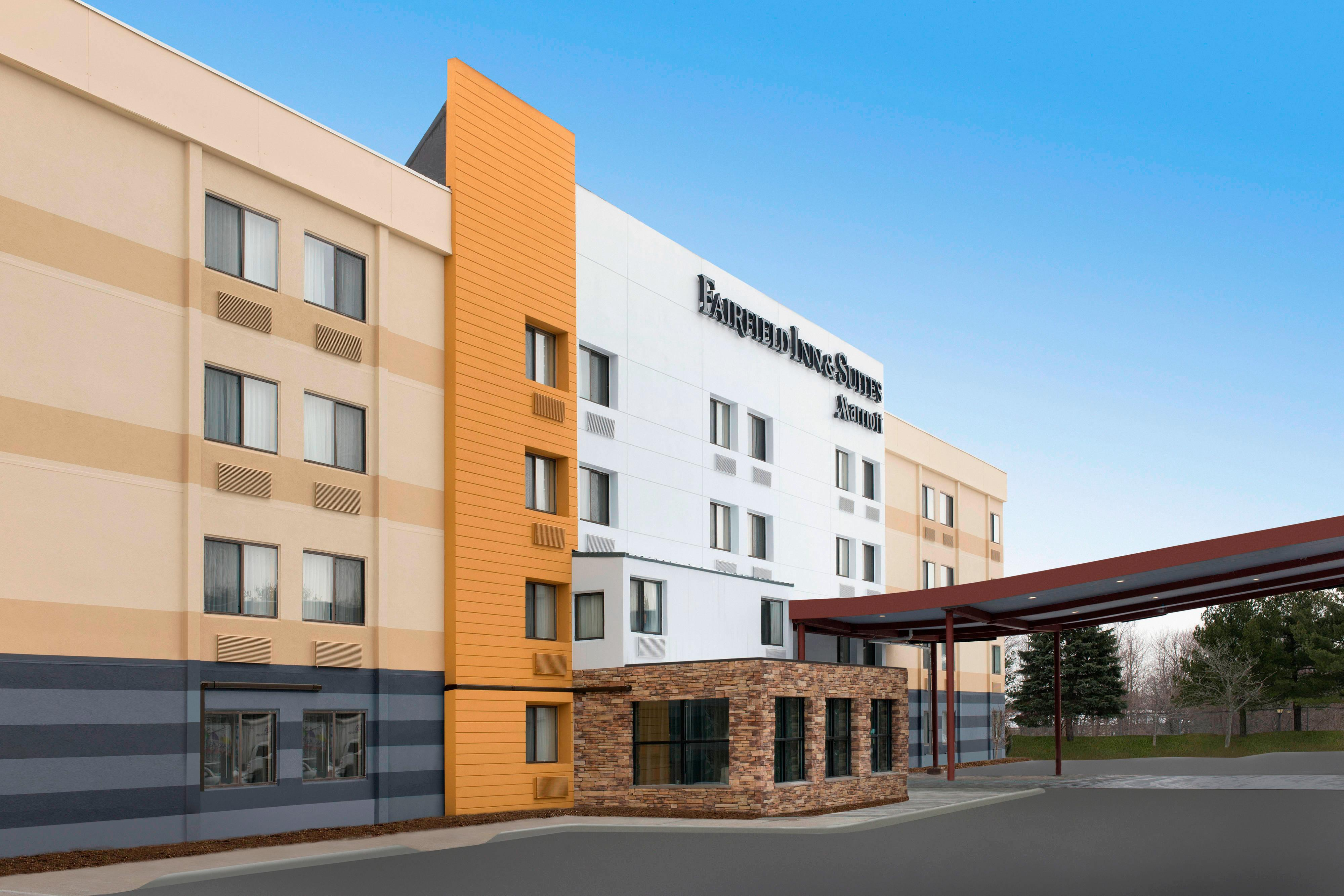 Fairfield Inn By Marriott Albany East Greenbush