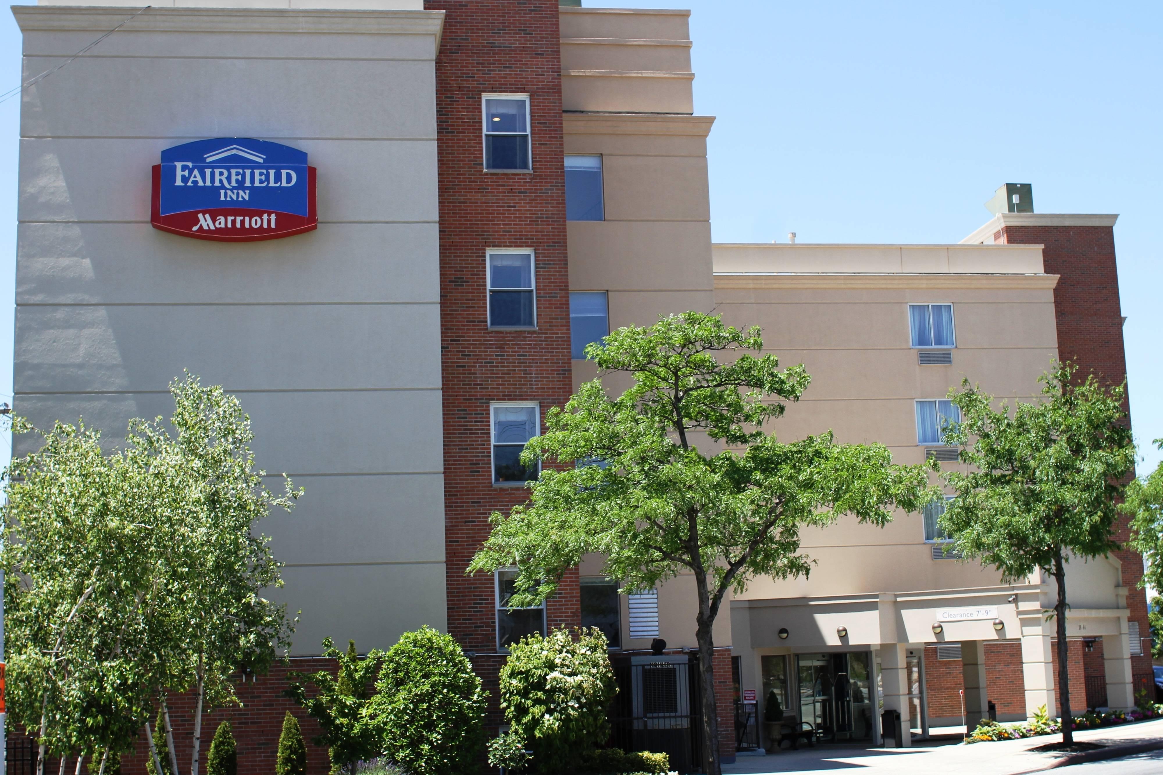 Fairfield Inn By Marriott New York Laguardia Airport/flushing