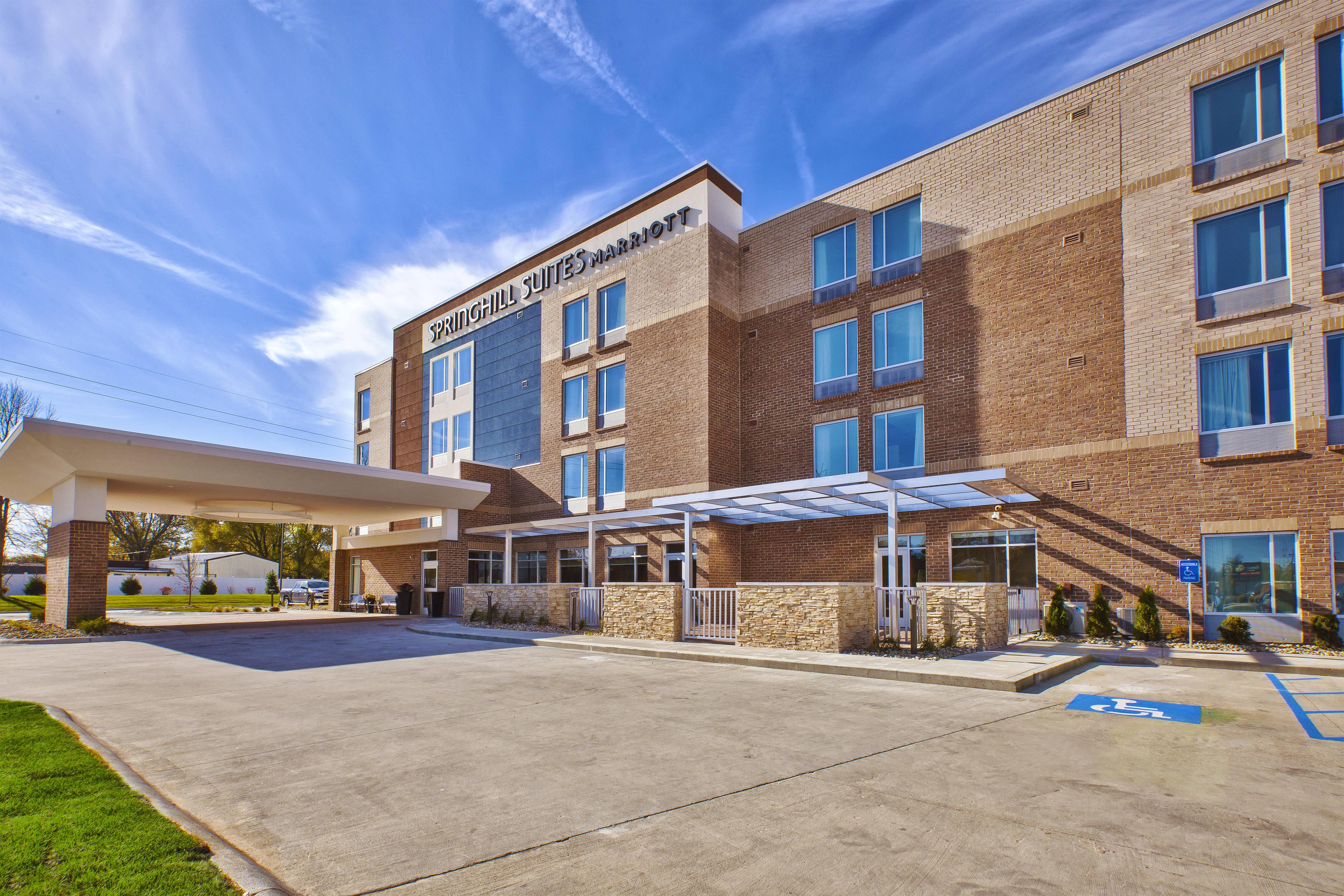 Springhill Suites By Marriott Benton Harbor St. Joseph