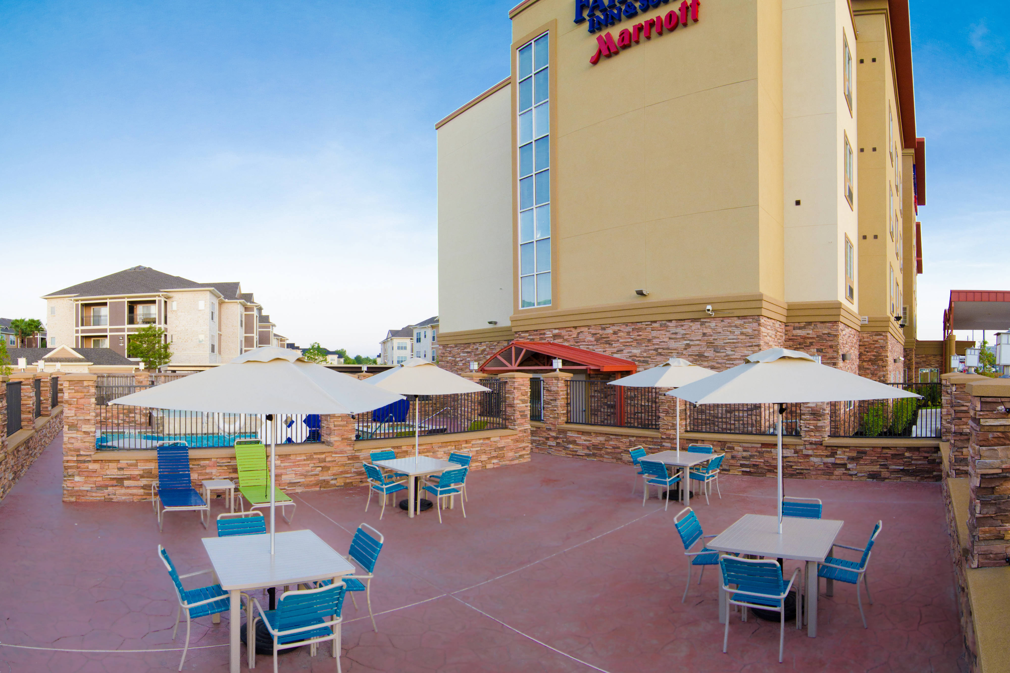 Fairfield Inn And Suites By Marriott Houston The Woodlands South