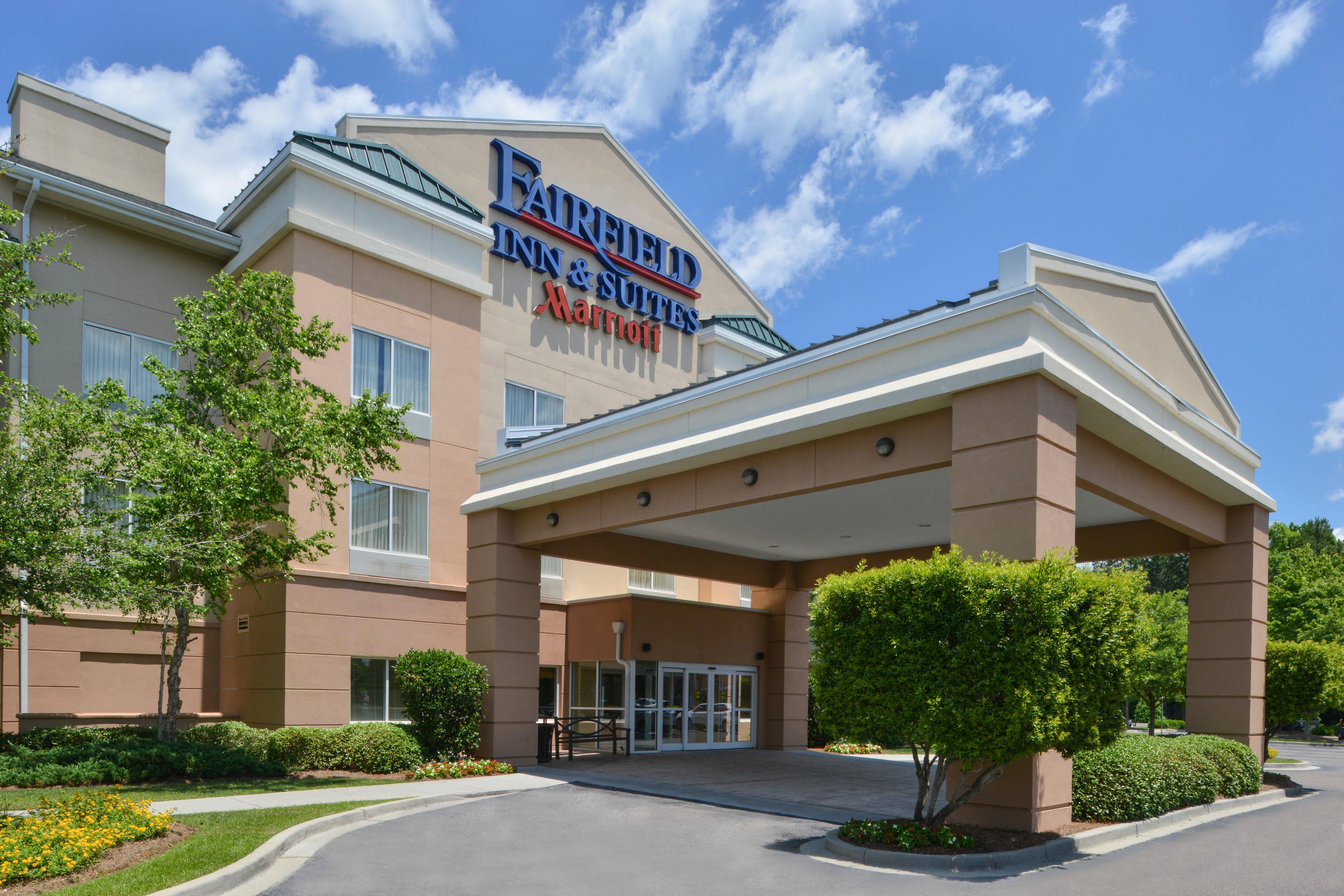 Fairfield Inn & Suites Charleston North/ University Area