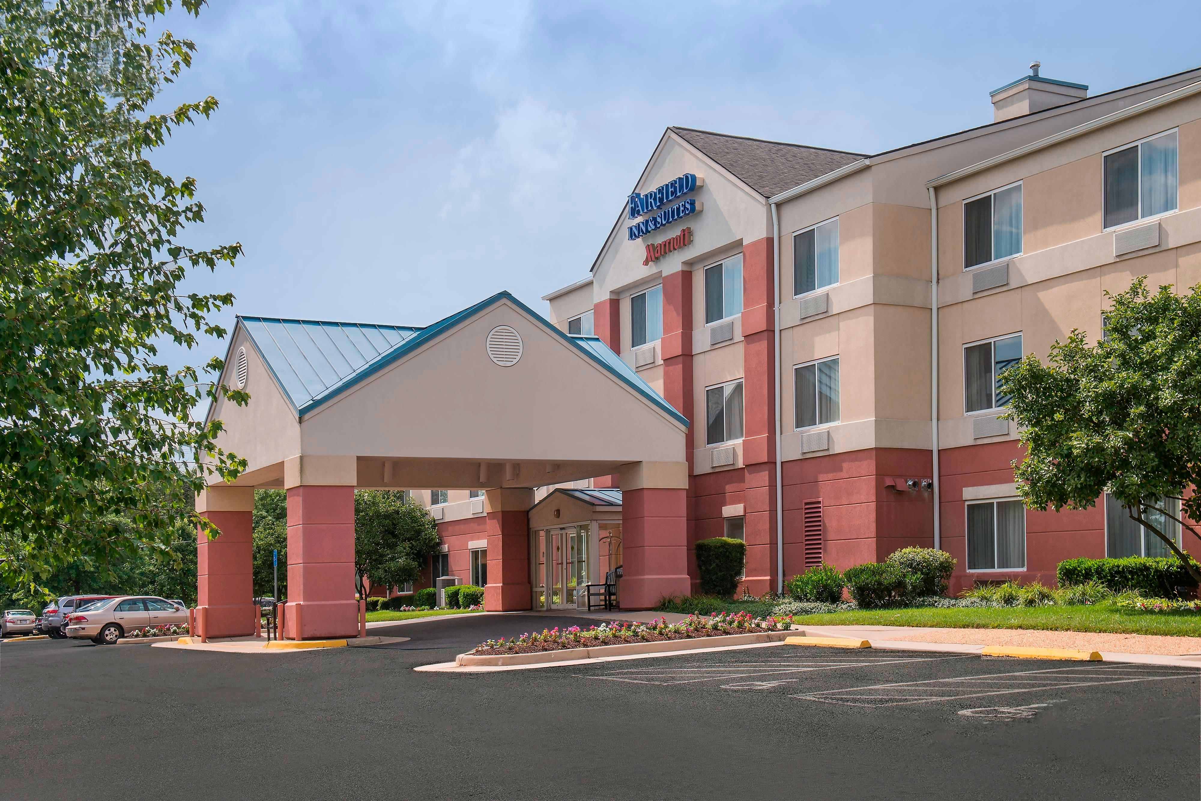 Fairfield Inn & Suites By Marriott Dulles Airport Chantilly