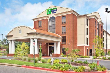 Holiday Inn Express Hotel & Suites Atlanta-cumming
