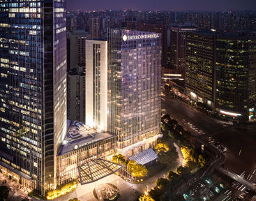 Intercontinental Shanghai Puxi