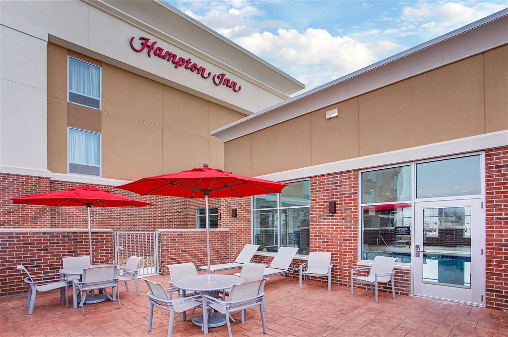 Hampton By Hilton Vincennes In