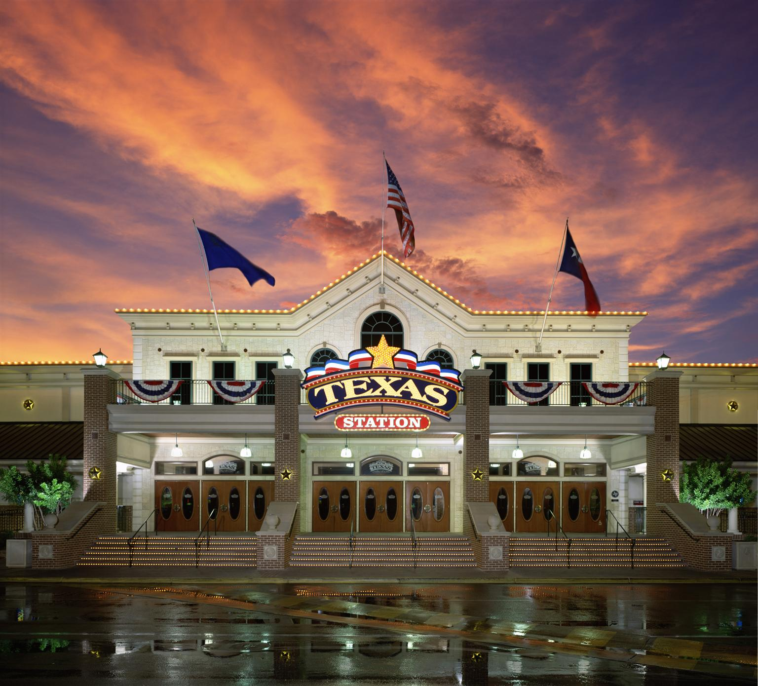 Texas Station Hotel And Casino