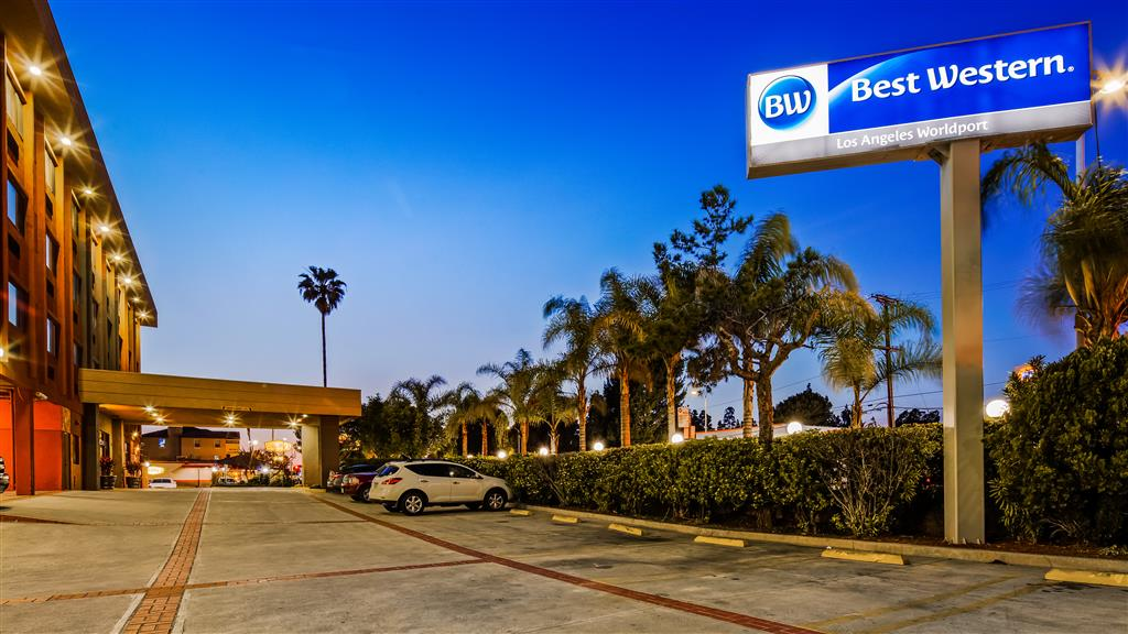 Best Western Los Angeles Worldport Htl