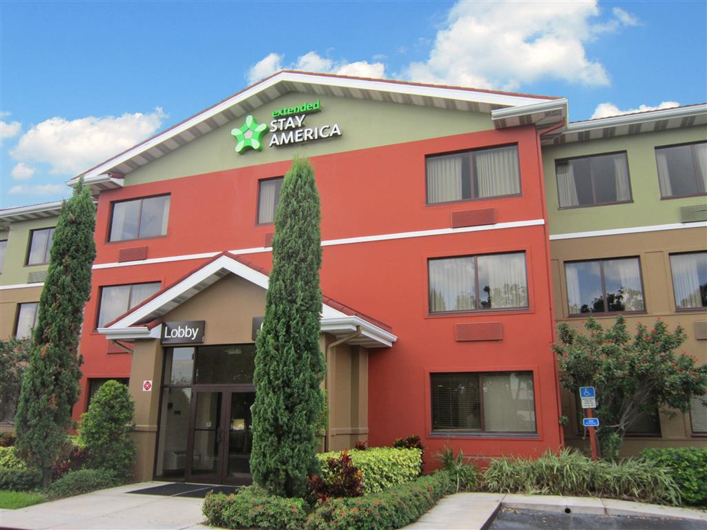 Extended Stay America-fort Lauderdale-cypress Creek-nw 6th Way