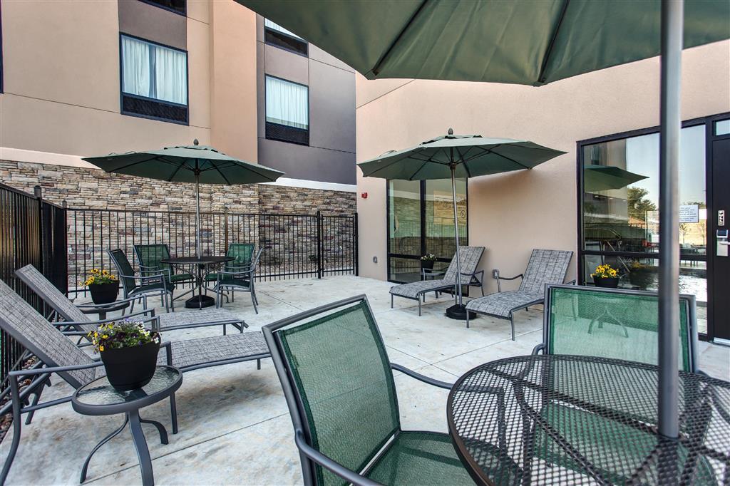 Hampton Inn & Suites-wichita/airport Ks