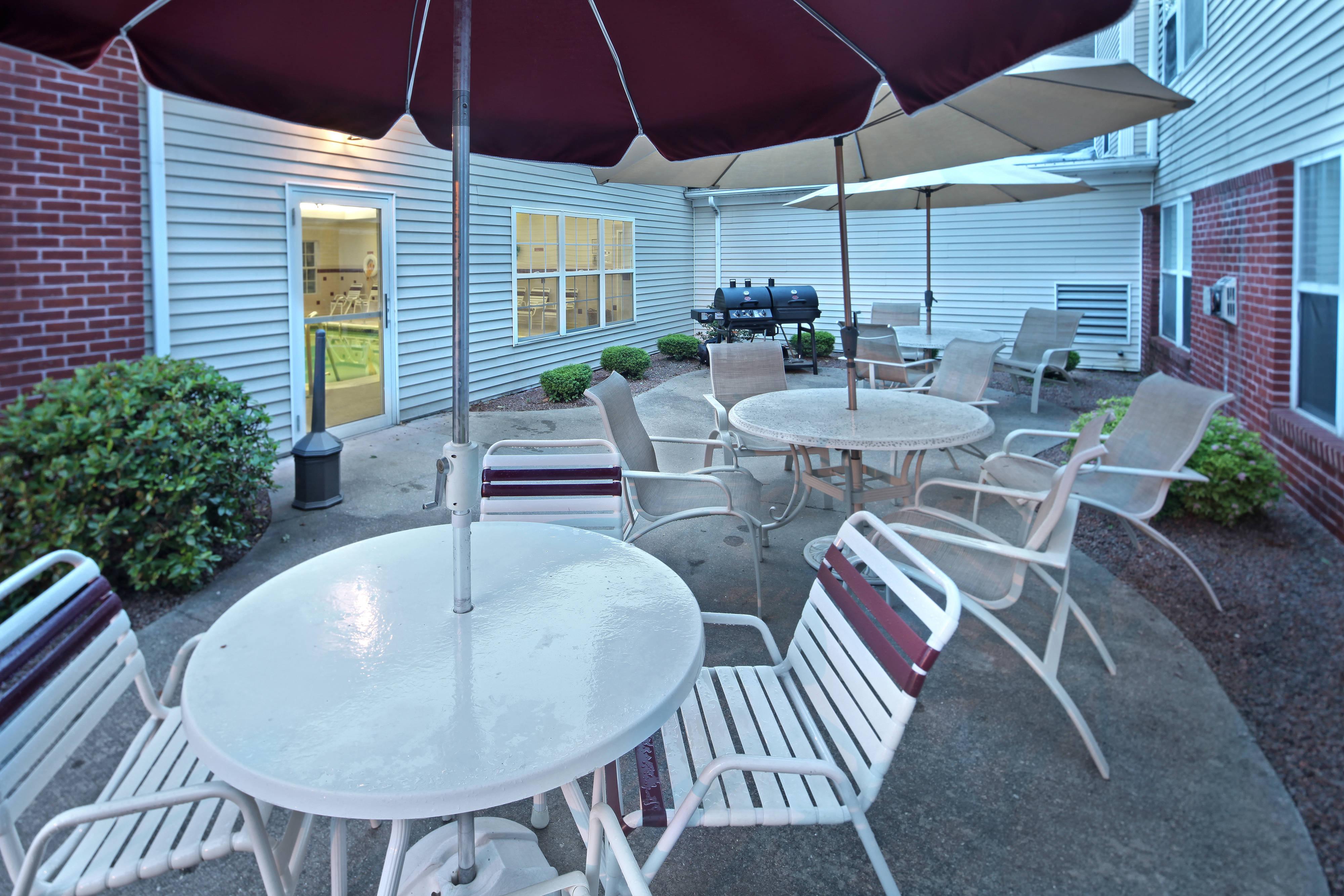 Residence Inn Mystic Marriott