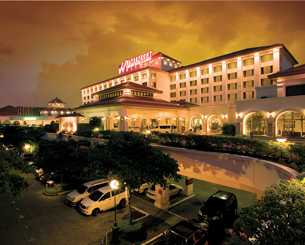 Waterfront Airport Hotel