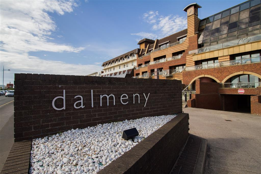 exterior view of dalmeny hotel