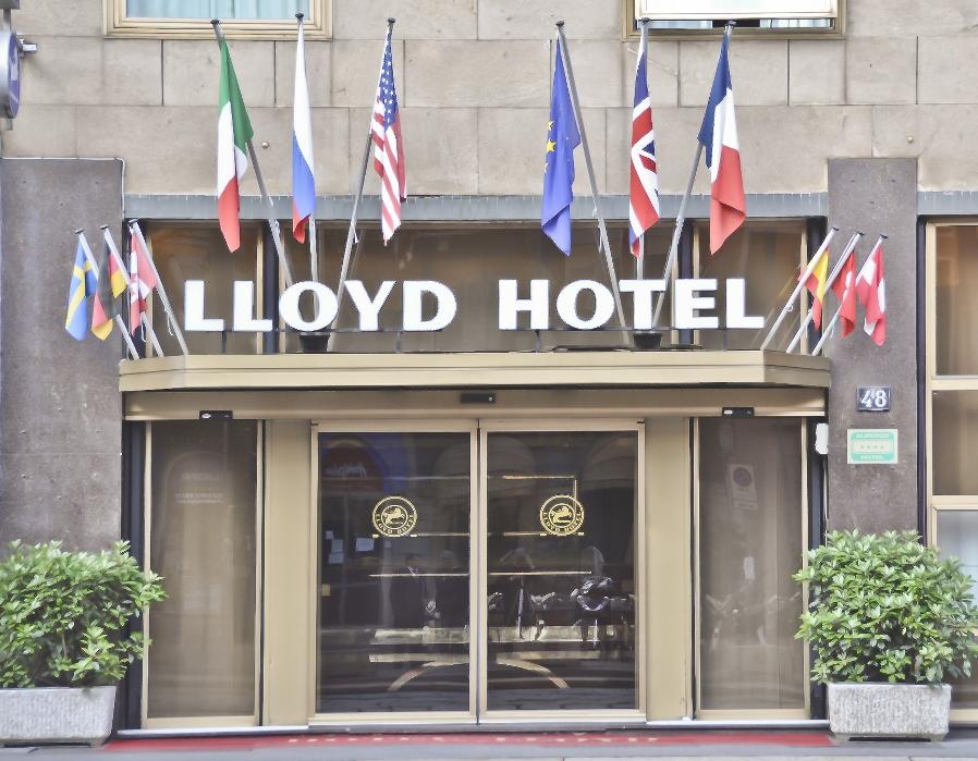 HOTEL LLOYD MILANO