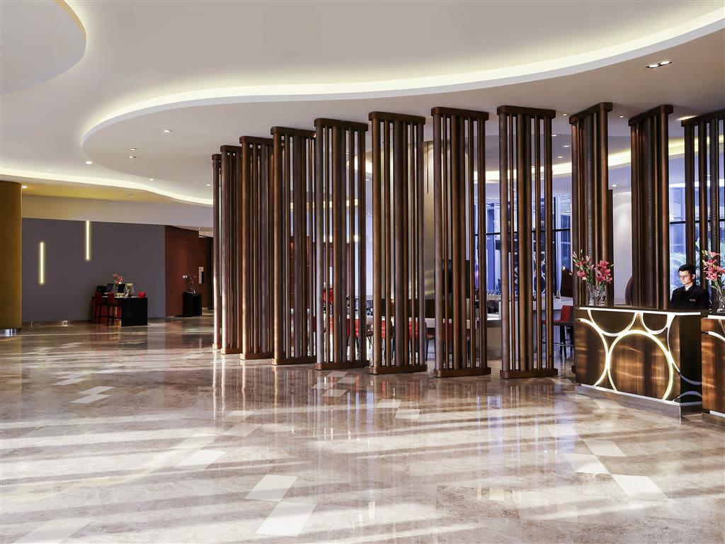 Pullman New Delhi Aerocity Hotel - An Accorhotels Brand