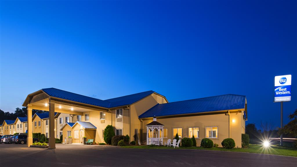 Best Western New Baltimore Inn