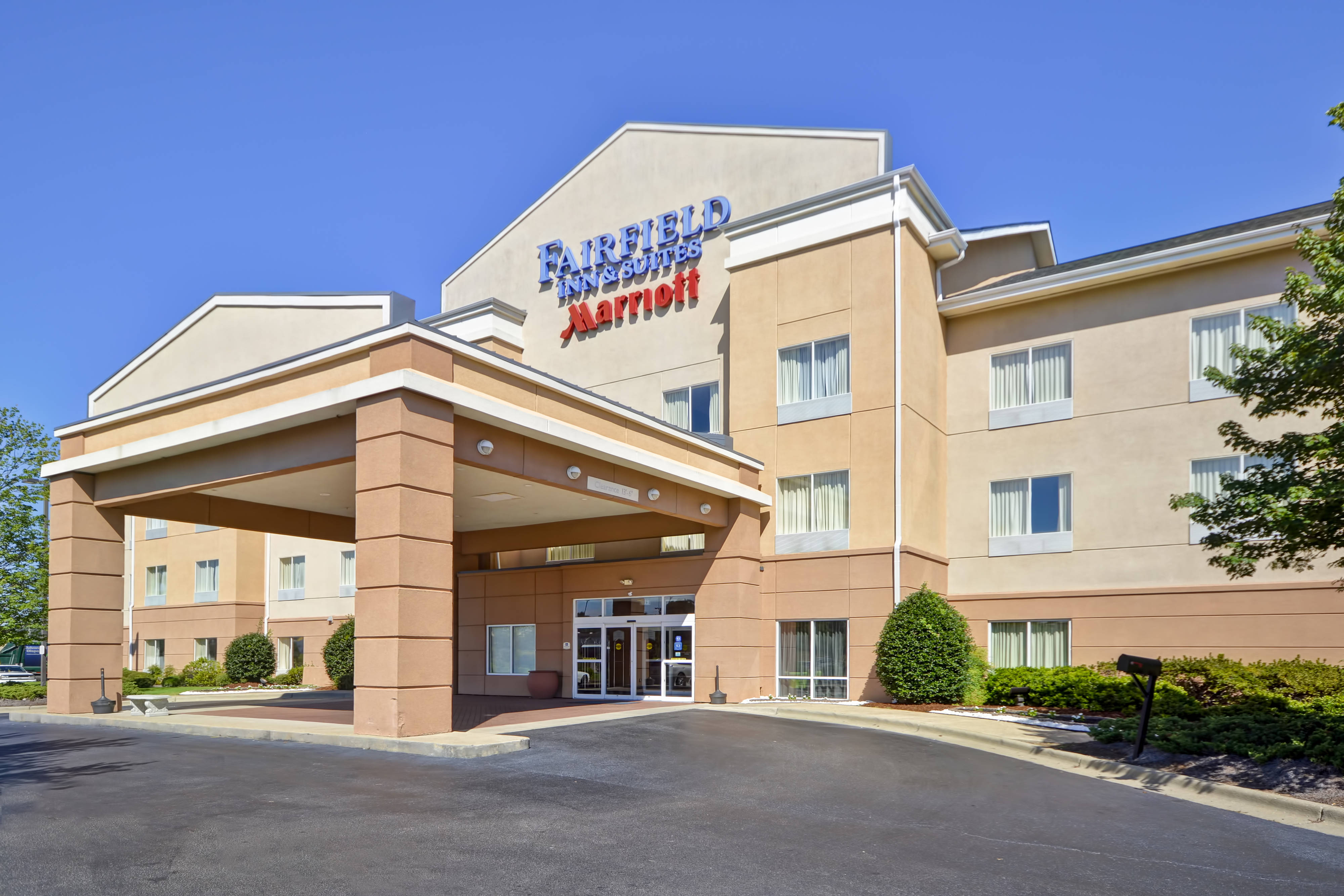 Fairfield Inn & Suites By Marriott Birmingham Fultondale / I-65