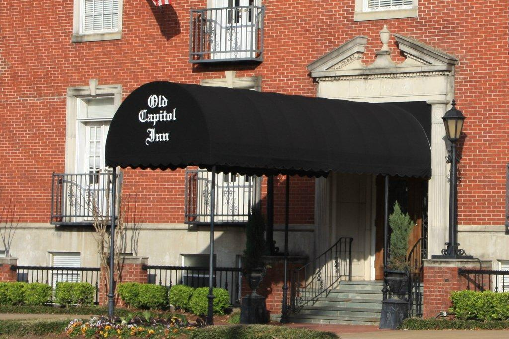 Old Capitol Inn Boutique Hotel