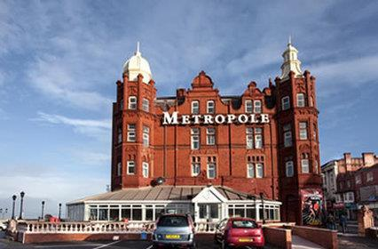 exterior view of grand metropole hotel