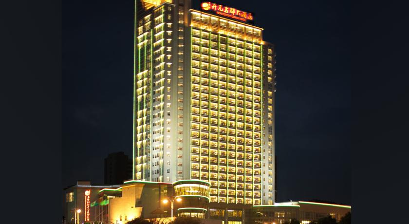 SONGJIANG NEW CENTURY GRAND HTL SHANGHAI