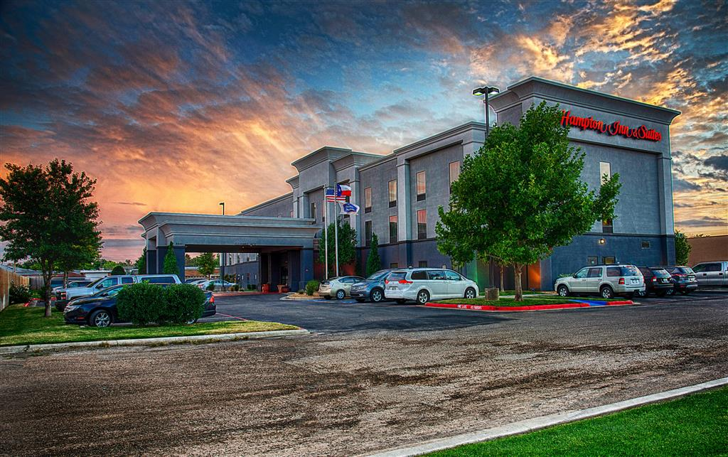 Hampton Inn Stes Amarillo West