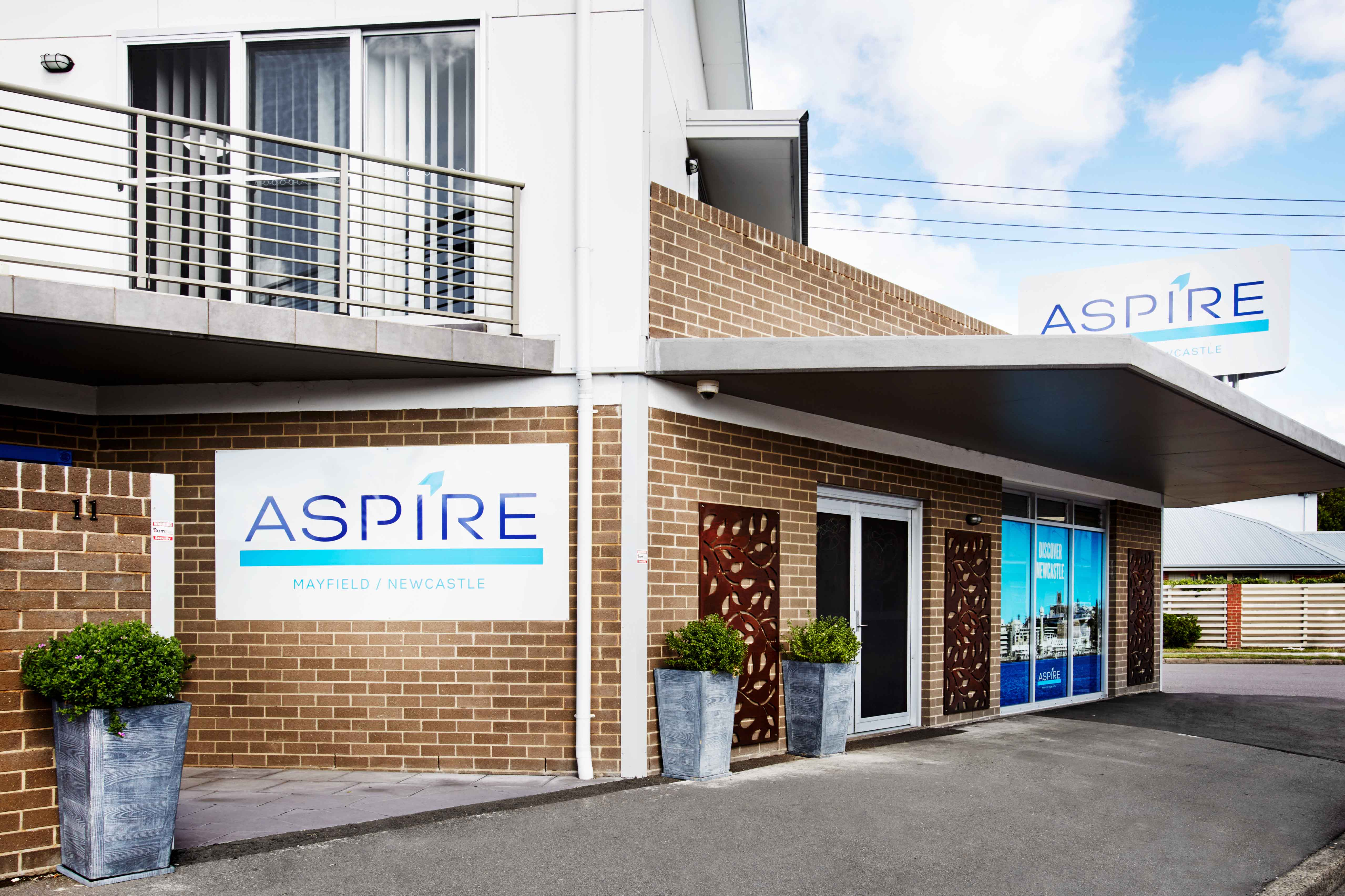 Aspire Newcastle
