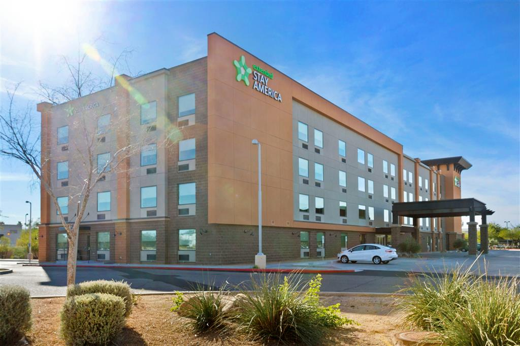 Extended Stay America Chandler Dwntwn