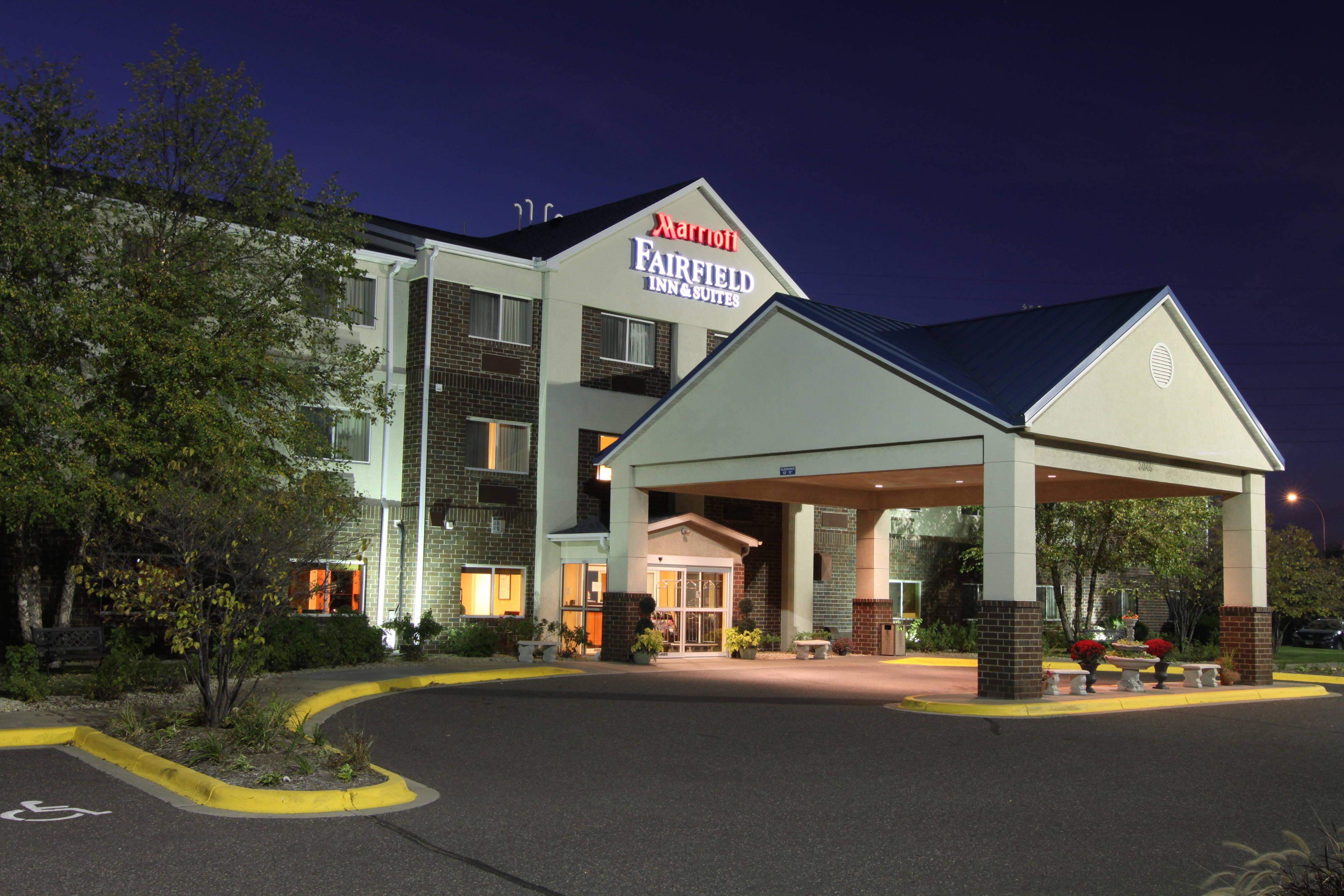Fairfield Inn & Suites Marriott Minneapolis St. Paul/roseville