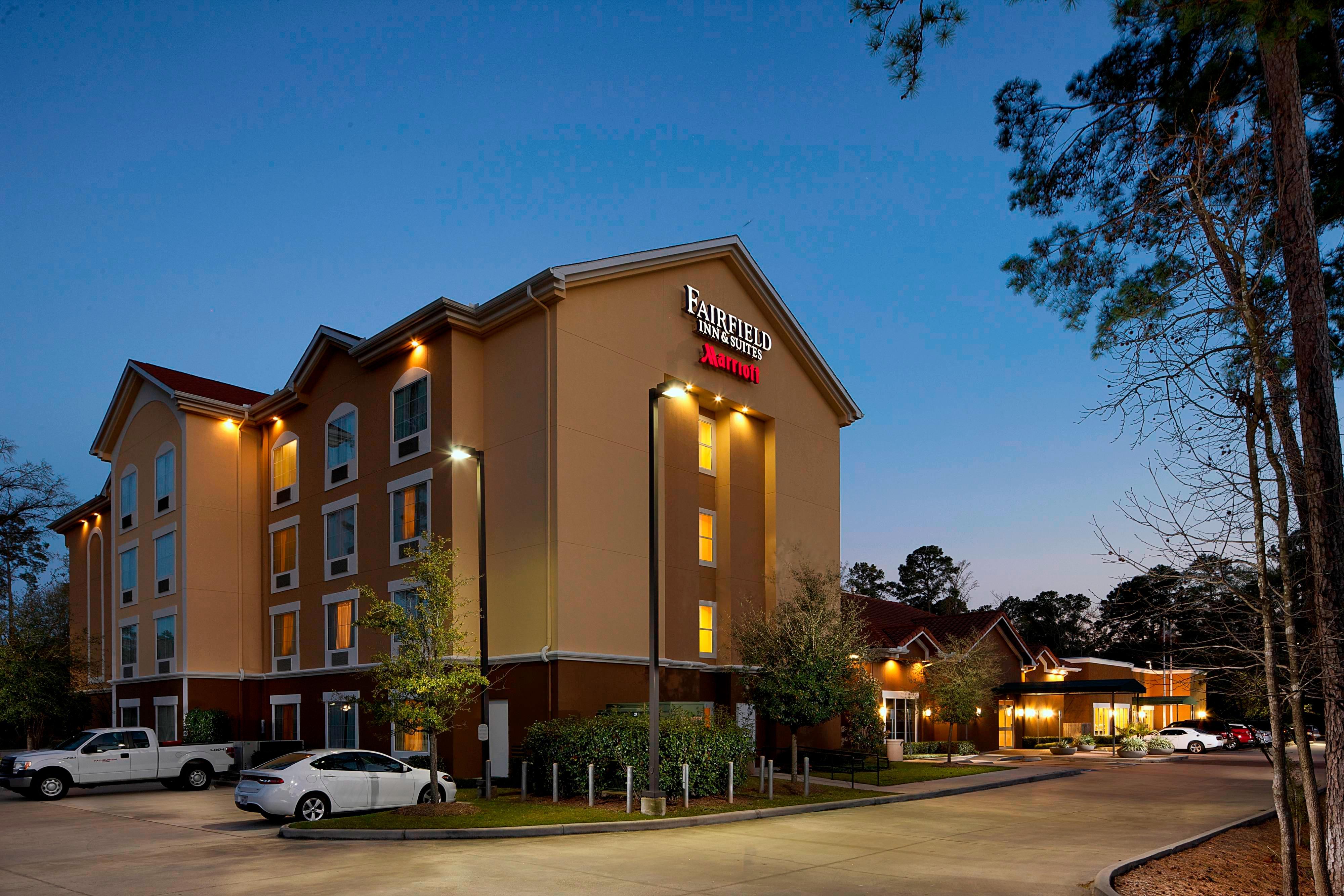 Fairfield Inn & Suites By Marriott Houston Intercontinental Ap