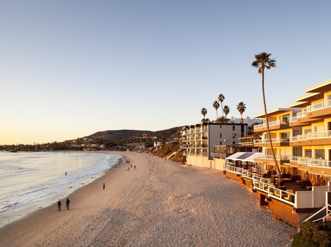 Pacific Edge Hotel On Laguna Beach A Joie De Vivre Hotel